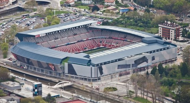 Sporting de gij n real sporting de gij n - Estadio del sporting de gijon ...