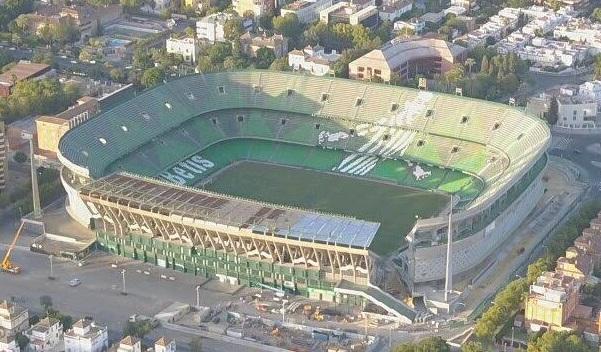 استادیوم بنیتو ویلامارین