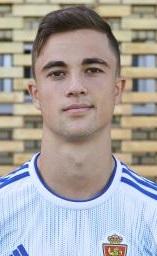 Borge, Andrés Borge Martín - Footballer