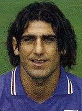Carrozzieri, Moris Carrozzieri - Futbolista