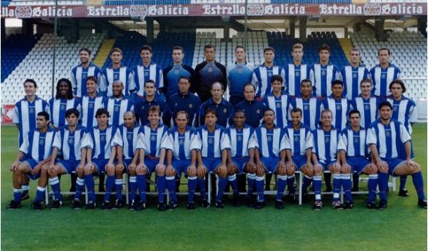 Panini Liga de Campeones 2001-2002 Goran Djorovic DEPORTIVO Nº 196